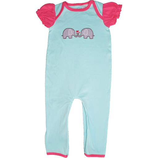 Zippy onez baby one piece for girls