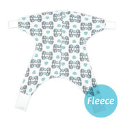 Cute elephant pattern for toddlers pajamas