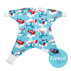 Helicopters Flying Squirrel - Fleece