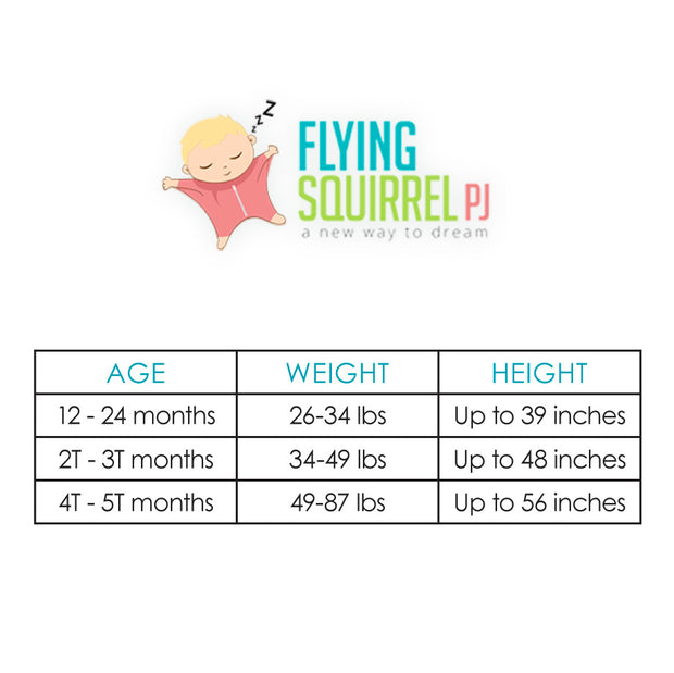 Pink Owl Flying Squirrel - Lightweight