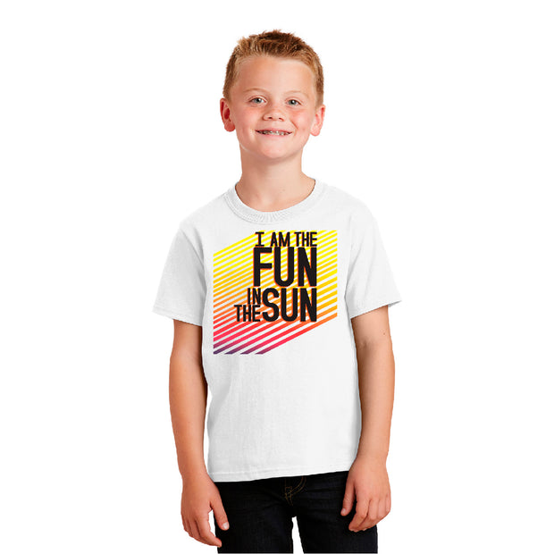 I'm the Fun in the Sun Youth Tee for a Cause