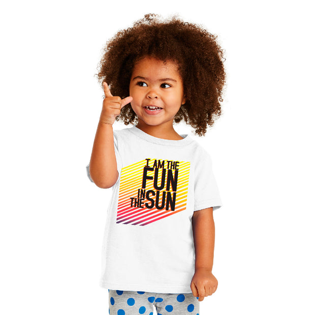 I'm the Fun in the Sun Toddler Tee for a Cause