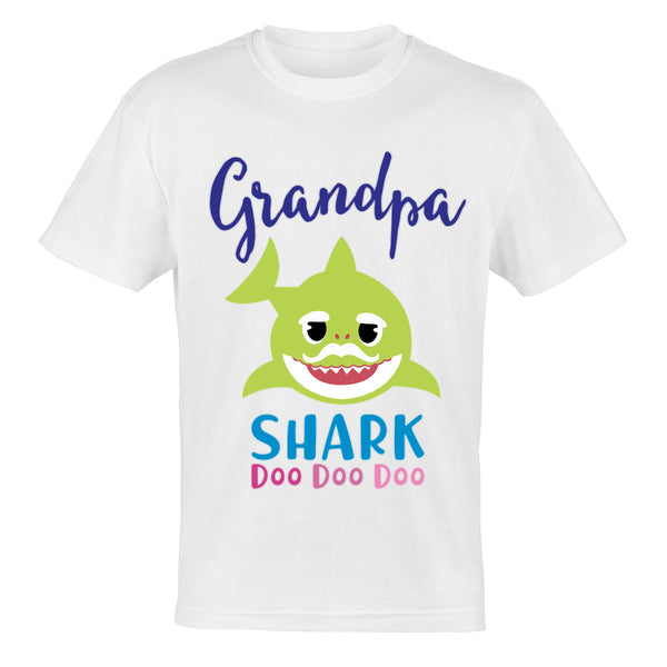 Baby Shark T-Shirt - Grandpa