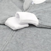 Heather Grey Flying Squirrel - Fleece