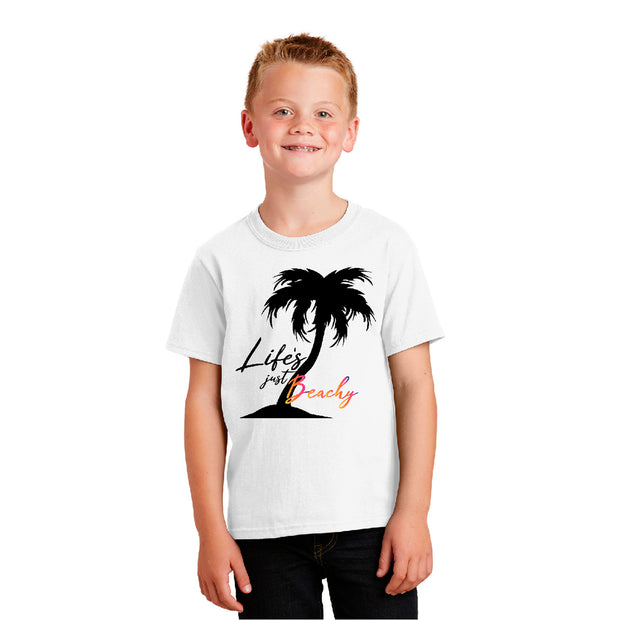 Life's Just Beachy Youth Tee for a Cause