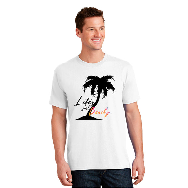 Life's Just Beachy Adult Tee for a Cause