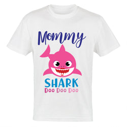 Baby Shark T-Shirt - Mommy