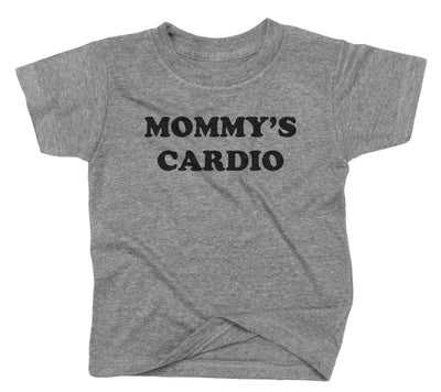 Mommy's Cardio T-Shirt