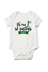 Onsie First St Pats