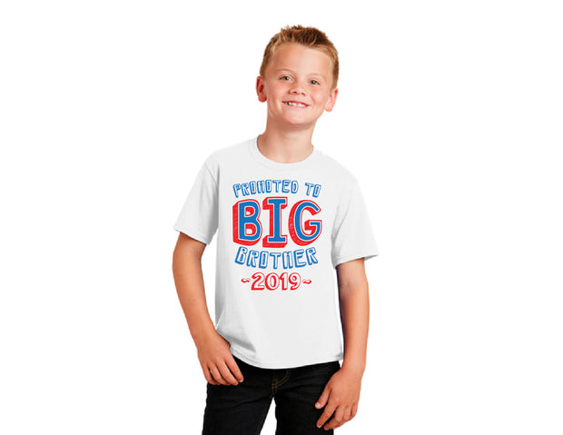 Promoted to Big Brother T-Shirt (2T)