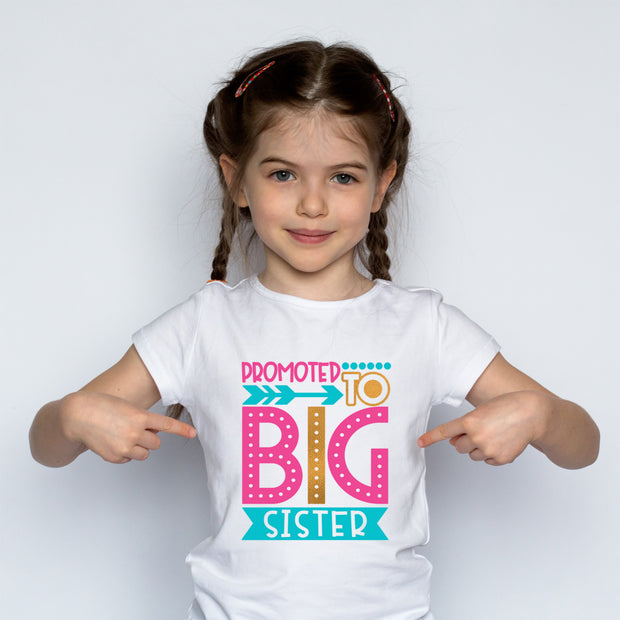 Promoted to Big Brother and Big Sister T-Shirts