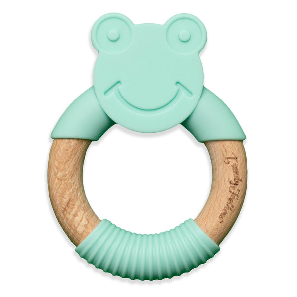 Trendy Teether Frog