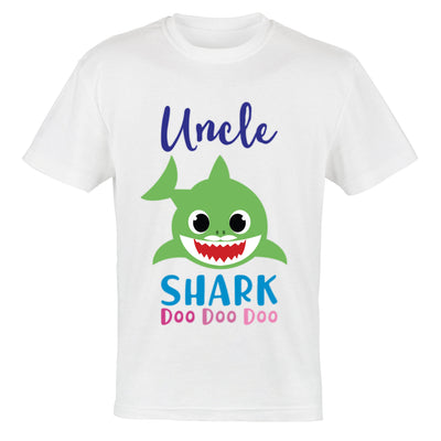 Baby Shark T-Shirt - Uncle
