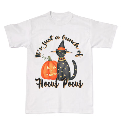 It's All a Bunch of Hocus Pocus Halloween Women's T-Shirt