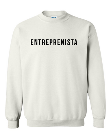 Entrepreneur Sweatshirt (White)