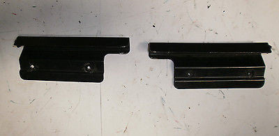 Jeep Wrangler TJ Soft Top Tailgate Bar Support Body Brackets 1997-2006