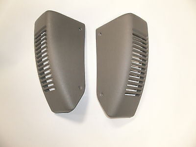 Jeep Wrangler TJ Khaki RH + LH  Dash Speaker Cover Vent 2003-2006 Set