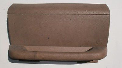 Jeep Wrangler TJ Camel Tan Passenger Air Bag Cover and Grab Handle 1997-2006