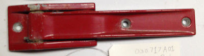 Jeep Wrangler TJ Tailgate Hinge 97-03 Flame Red OEM Ships Free