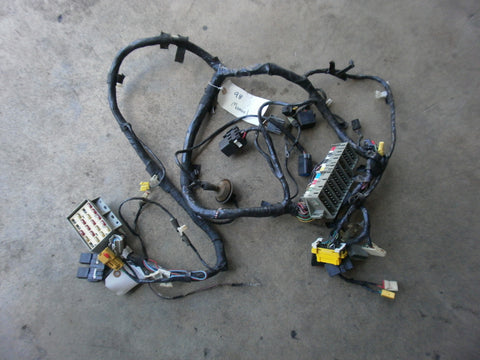 Jeep Wrangler TJ Wiring Cross Body Harness 1998 P56009509AH OEM Good Used 2.4 4.0 Fuse Box