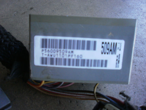Admirable Jeep Wrangler Tj Wiring Cross Body Harness 2001 P56009509Am Oem Good Wiring Cloud Hisonuggs Outletorg