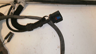 Jeep Wrangler TJ Hard Top Wiring Harness SoundBar Tail Light 9802