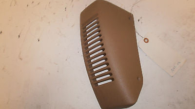 Jeep Wrangler TJ Saddle Tan RH Passenger Dash Speaker Cover Vent 97-06 55115188