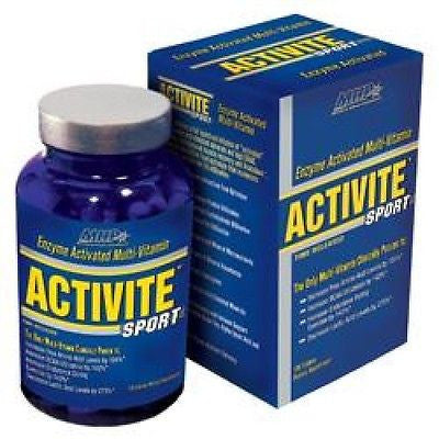 MHP Activite Sport Anabolic Multivitamin MUSCLE VITAMIN 120 Tablets