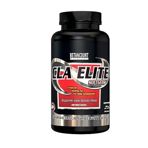 Betancourt CLA ELITE Burn Fat & Build Lean Muscle Mass 90 Servings