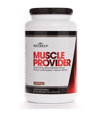 Beverly International Muscle Provider Protein VANILLA or CHOCOLATE  1.91 lb