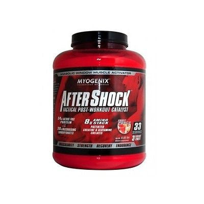 Myogenix AFTER SHOCK Post Workout Euphoria BUILD MUSCLE RECOVER FAST  5.82 lbs