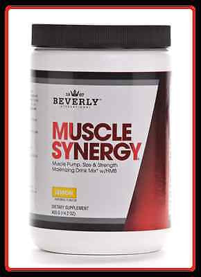 Beverly International MUSCLE SYNERGY Nitric Oxide Drink Mix 403 grams