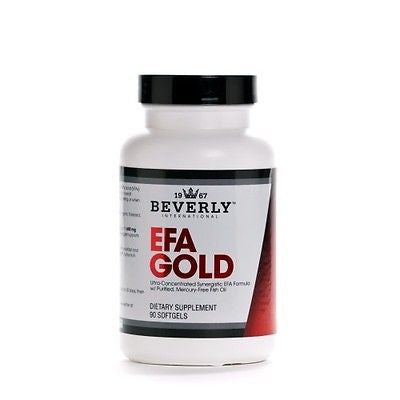 Beverly International EFA GOLD Essential Fatty Acids FISH OIL - 90 caps OMEGA-3