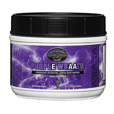 Controlled Labs PURPLE WRAATH 45 Servings 1.2 lb Essential Amino Acid Matrix