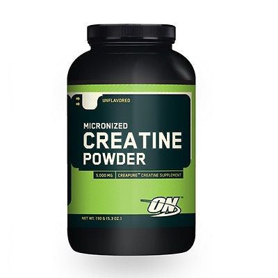 Optimum MICRONIZED CREATINE POWDER 150 grams