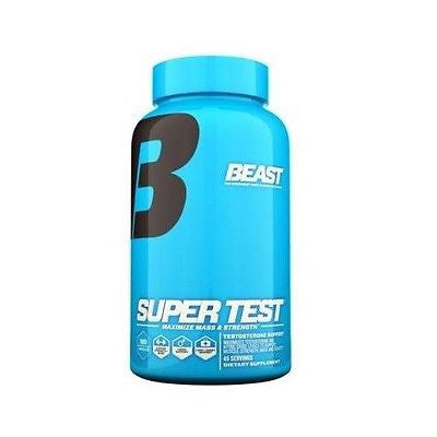 Beast Sports Nutrition SUPER TEST Testosterone Booster - 180 capsules