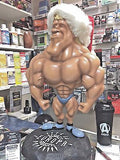 Europa Man Large Bodybuilding Statue Xtreme Muscle Figurine Collectible Trophy