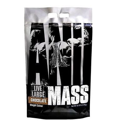 Universal Nutrition ANIMAL MASS Mega Lean Muscle Weight Gainer Formula 10.09 lb
