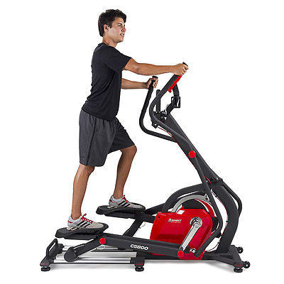 Spirit Commercial CG800 e-Glide Elliptical Trainer Exerciser NEW FLOOR MODEL