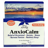 Europharma by Terry Naturally AnxioCalm 45 Tablets STRESS RELIEF Sleep Aid