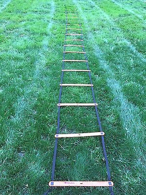 8 METER (26.25 ft) AGILITY LADDER Soccer Football SPEED FITNESS TRAINER