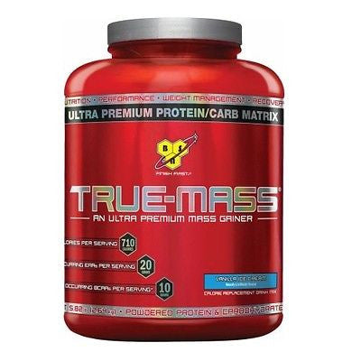 BSN True-Mass Protein Lean Muscle Mass Gainer 5.75 lbs