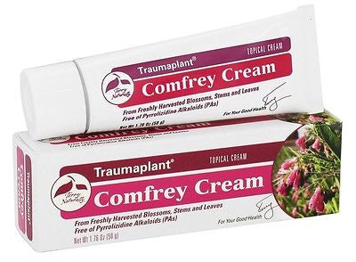 Europharma (Terry Naturally) Traumaplant Healing COMFREY CREAM 3.53oz (100g)