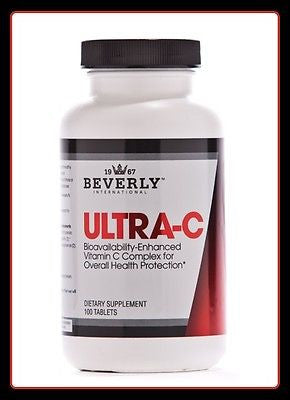 Beverly International ULTRA-C 100 Tablets Antioxidants Immune Health Acerola