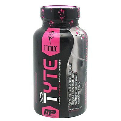 FitMiss TYTE  Diuretic Eliminate Excess Water URINARY HEALTH SUPPORT 60 capsules
