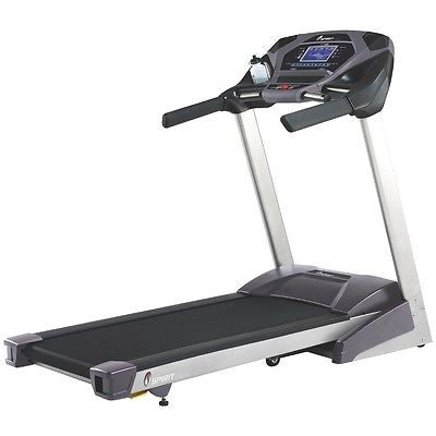 Spirit Fitness XT185 Folding Treadmill 2.75HP - 10MPH - NEW IN BOX
