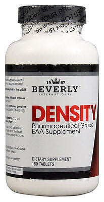 Beverly International DENSITY Essential Amino Acid - 150 tablets BUILD MUSCLE