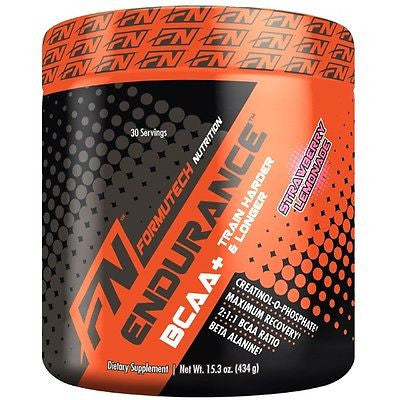 Formutech ENDURANCE BCAA Plus + 30 Servings RECOVERY STAMINA MUSCLE GROWTH