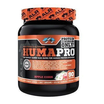 ALRI HumaPro Amino Acid Protein Powder 90 Servings PICK FLAVOR - MAP Analog