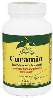 Europharma Terry Naturally CURAMIN + BCM-95 Pain Inflammation Relief PICK SIZE